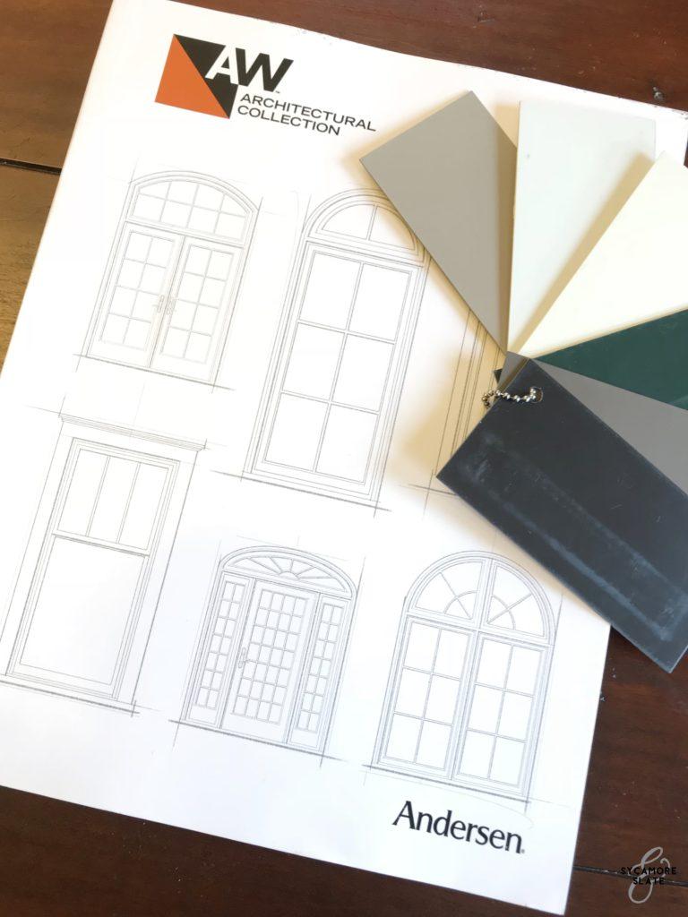 Andersen materials