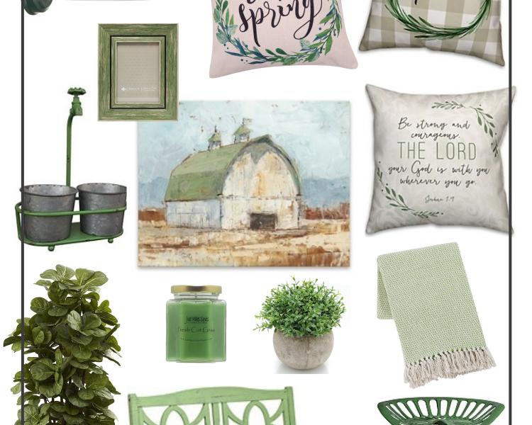 All Things Green Friday Finds