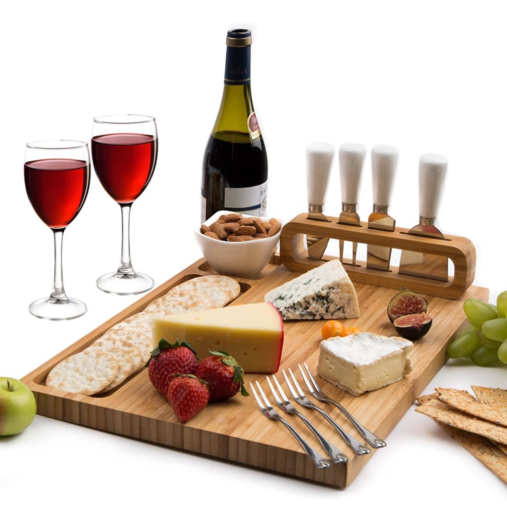 wedding gift - cheese board
