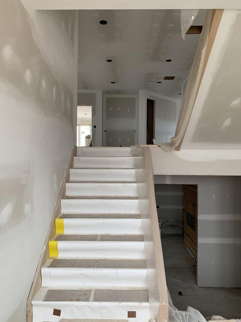stairway to loft