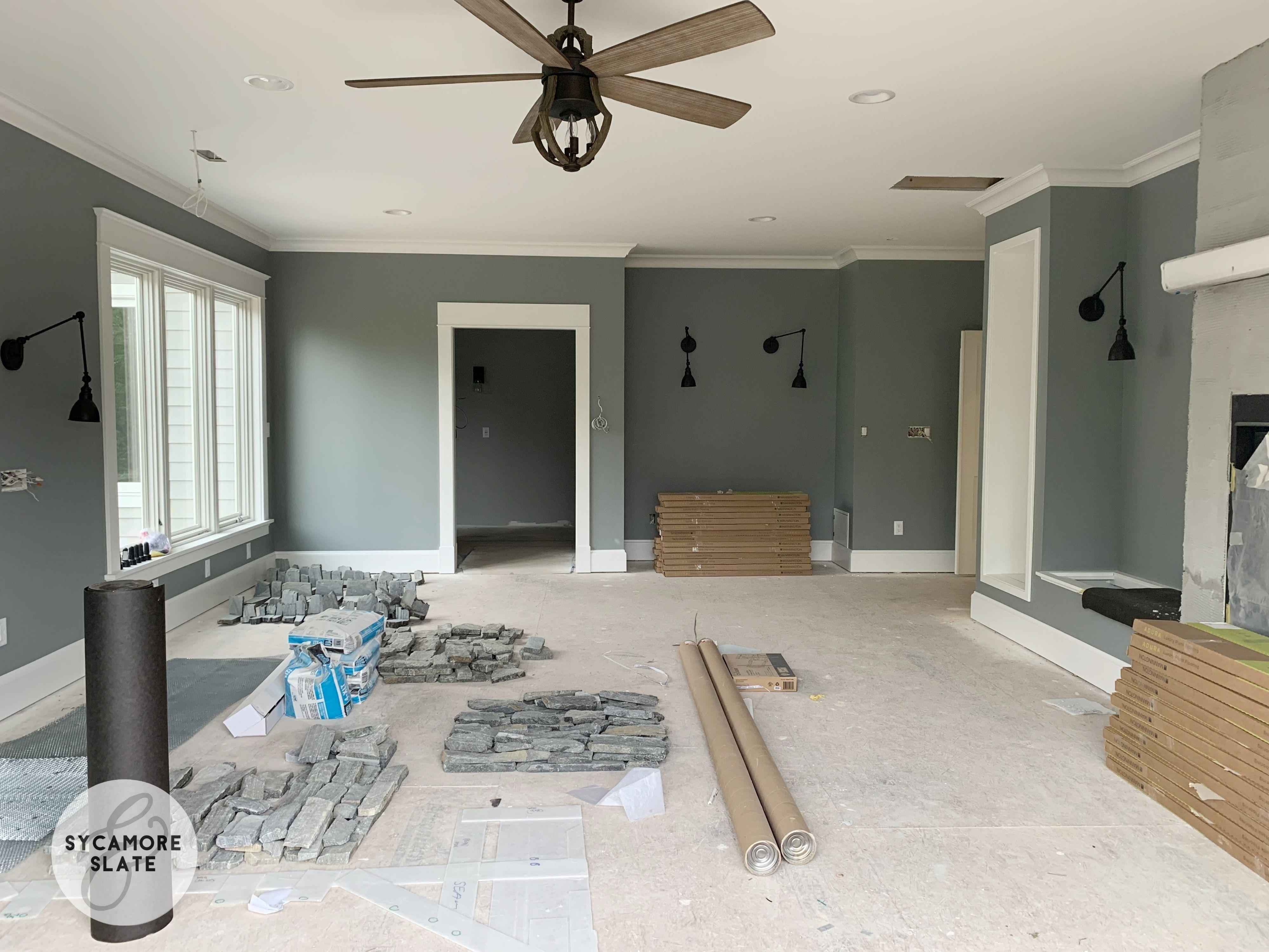 House Build Week 53 56