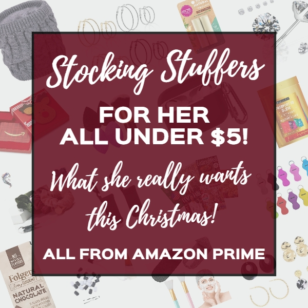 Stocking Stuffers For Her under five dollars