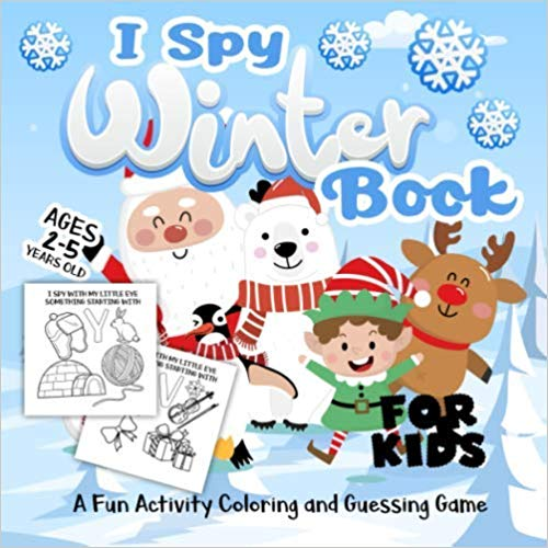 I Spy Winter Book